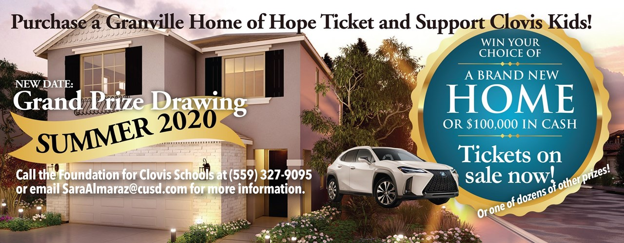 Home of Hope banner